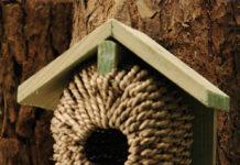 Domki dla ptaków – ozdobne i lęgowe