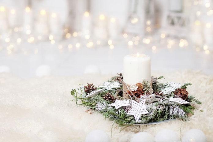 Inspiracje na zimowe dekoracje do domu