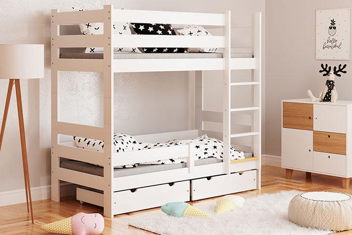 Kiedy łóżko piętrowe to dobre rozwiązanie