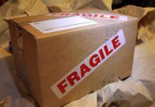 Artykuły do pakowania towarów w sklepie internetowym