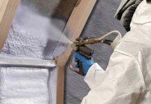 Czy warto ocieplać budynek pianką poliuretanową