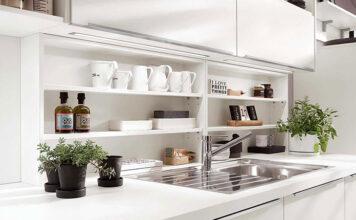 Jasne kuchnie – czy nadal będą w modzie