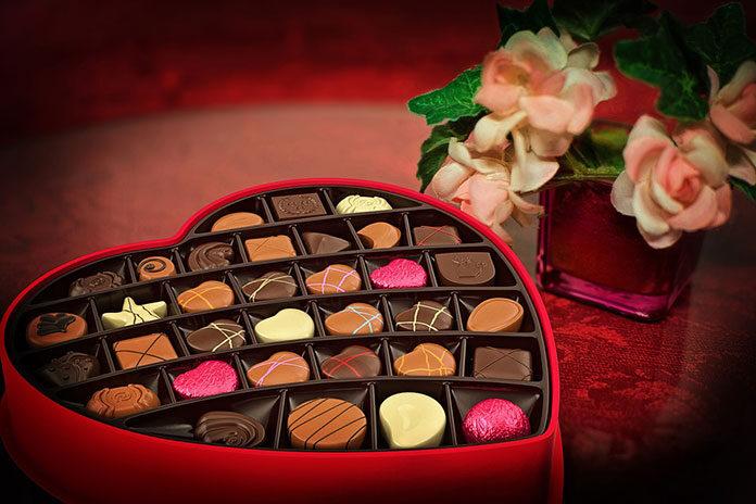 Z jakich dekoracji warto skorzystać w Walentynki