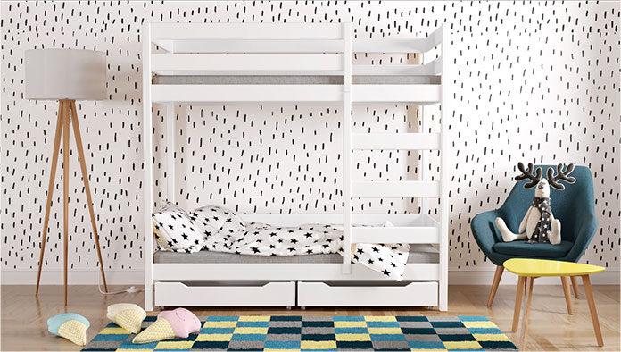 łóżka piętrowe