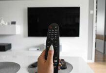 Uchwyt ścienny do telewizora